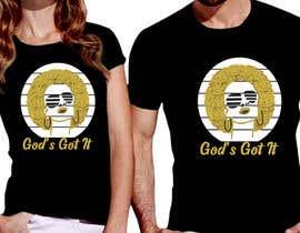 #14 pentru Yolanda T-shirt design 2 de către raju2mr