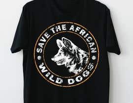 #56 для Graphic Design for Endangered Species - African Wild Dogs от Gopal7777