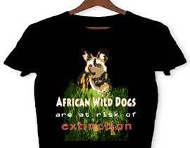 akankshatahlani tarafından Graphic Design for Endangered Species - African Wild Dogs için no 78