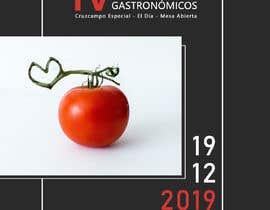 #44 untuk DISEÑO DE CARTEL PREMIOS GASTRONÓMICOS oleh HelianaDG
