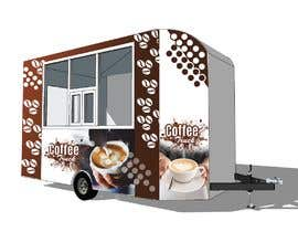 #61 cho Coffee Truck Graphics bởi Mhasan626297