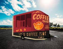 #51 cho Coffee Truck Graphics bởi Aabuemara