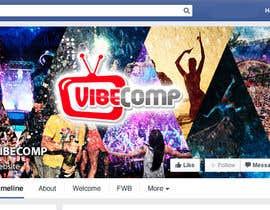 CosmoTyler tarafından Design a Wallpaper for VibeComp Facebook page için no 26