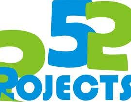 #82 para Logo Design for 52Projects por maniac6n3