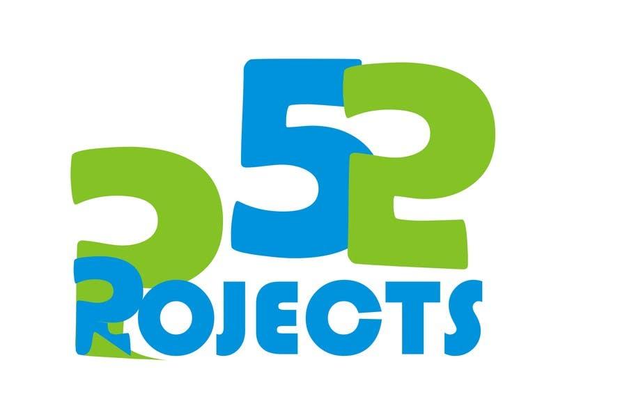 Inscrição nº 83 do Concurso para Logo Design for 52Projects