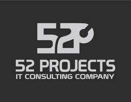 #93 para Logo Design for 52Projects por VaraxenDesigns
