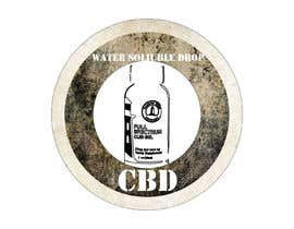 "#6 cho Label design for ""CBD water soluble drops"" This product will go next to cocktail bitters such as Angostura    www.harborhempcompany.com                           I am Looking for old school style with picture of old Italian guy ""Nino"" bởi YASBIRIMTIAZ"