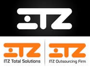 Logo Design for ITZ Total Solutions and ITZ Outsourcing Firm için Graphic Design15 No.lu Yarışma Girdisi