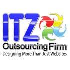 Logo Design for ITZ Total Solutions and ITZ Outsourcing Firm için Graphic Design48 No.lu Yarışma Girdisi