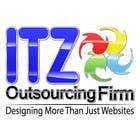 Logo Design for ITZ Total Solutions and ITZ Outsourcing Firm için Graphic Design49 No.lu Yarışma Girdisi