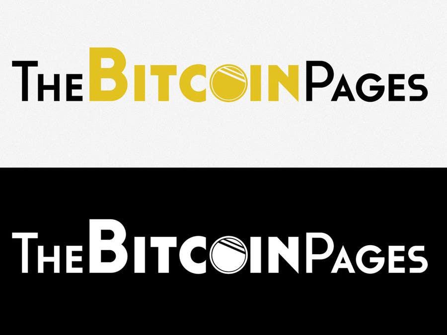 Inscrição nº                                         10                                      do Concurso para                                         Logo Design for TheBitcoinPages.com