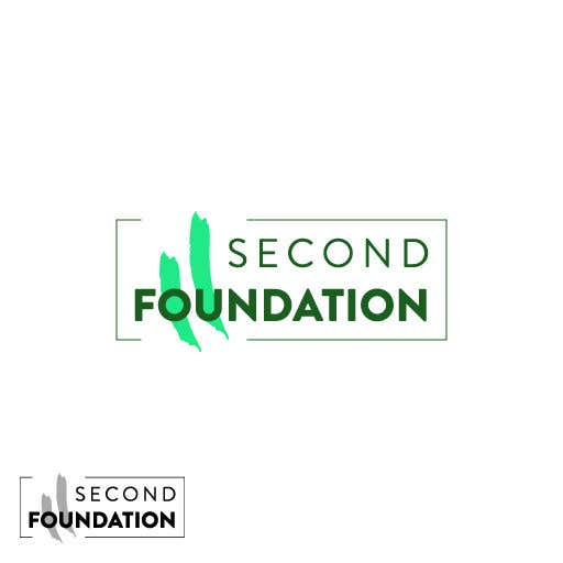 Contest Entry #                                        1                                      for                                         Logo: Company name: Second Foundation,  You can use full text as SECOND FOUNDATION or SF or S&F