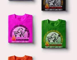 #67 для First Amendment T Shirt от Emranhossain388