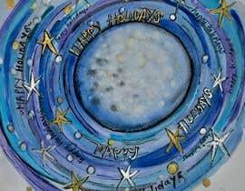 #109 pentru Blue Moon Holiday Card Illustration de către carolinewebb