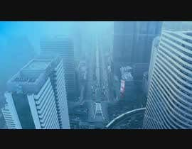 nº 1 pour Add VFX -------10 second video-------- Film-------- Cinema------- Add blue beams of light par hafrizfikrie9