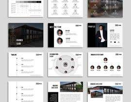 #51 for Design a presentation document template by mhandalia