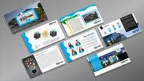 Photoshop Contest Entry #24 for Design a presentation document template