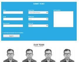 #59 pentru Website Design - Technical Support Services de către JTuhin017