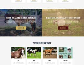#78 for equinesocial.com redesign by yasirmehmood490