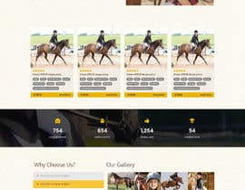 #64 for equinesocial.com redesign by amrapalikamble