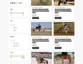 #52 for equinesocial.com redesign by shakilaiub10