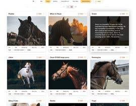 #80 for equinesocial.com redesign by iaskhirtladze