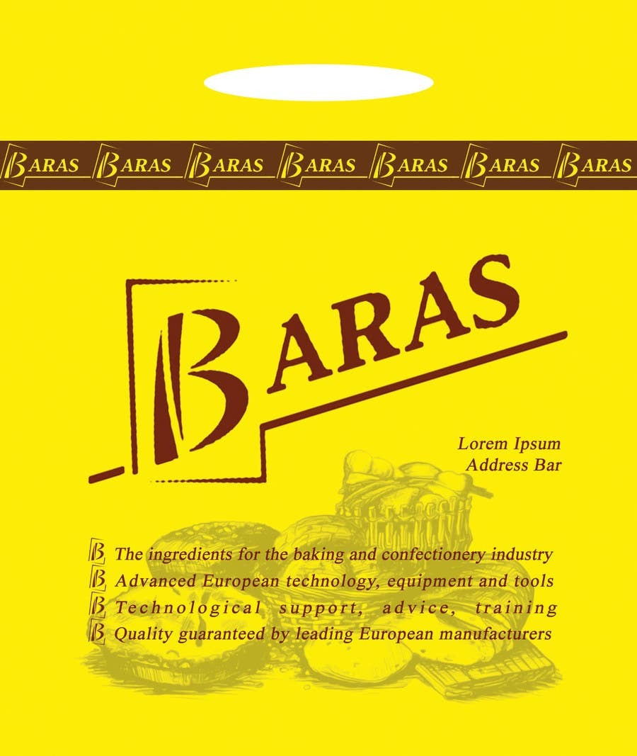 Contest Entry #                                        15                                      for                                         Packaging Design for Baras company