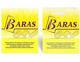 #26 para Packaging Design for Baras company por eak108