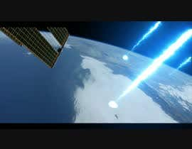 #9 pentru Cinema  --------- Add many tiny little blue explosions   ------  NASA footage  ---- Add VFX to this shot de către harrychoksi