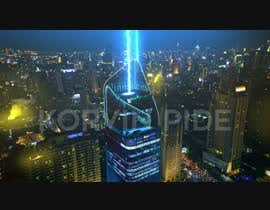 #13 for Film ----------- Add Fire and Smoke and blue beams to this city shot ------ VFX --------  Cinema ------- 10 seconds af KorvinPride