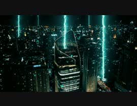 #16 for Film ----------- Add Fire and Smoke and blue beams to this city shot ------ VFX --------  Cinema ------- 10 seconds af Wikkan