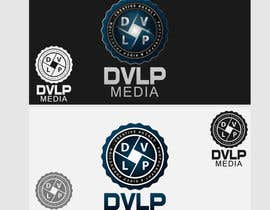 #68 untuk Logo Design for DVLP Media (read description please) oleh mjuliakbar