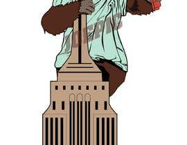 #23 для Vector: King Kong on Empire State Building with additional details от joepic