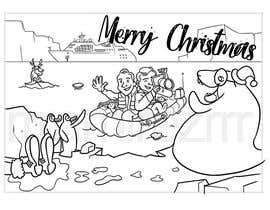 #9 para Illustrate a holiday card por RRamirezR
