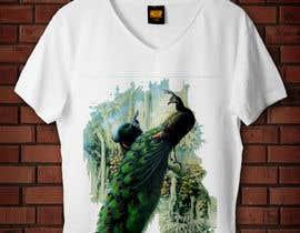 Nro 397 kilpailuun t shirt design käyttäjältä IkramFahad