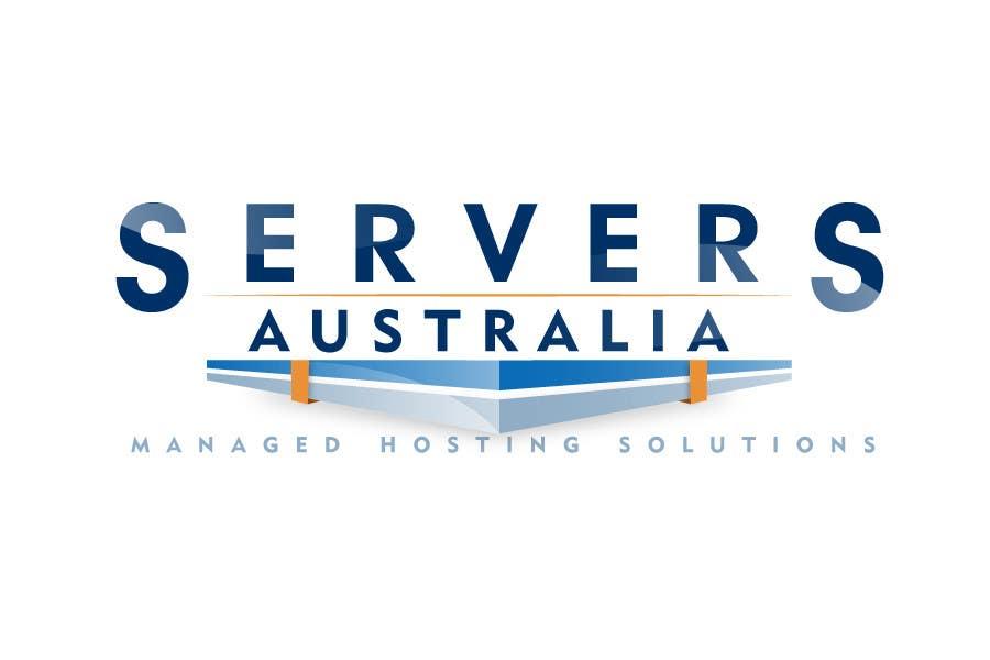 Konkurrenceindlæg #156 for Logo Design for Servers Australia
