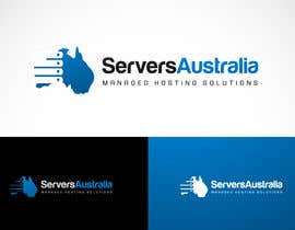 #90 for Logo Design for Servers Australia by BrandCreativ3