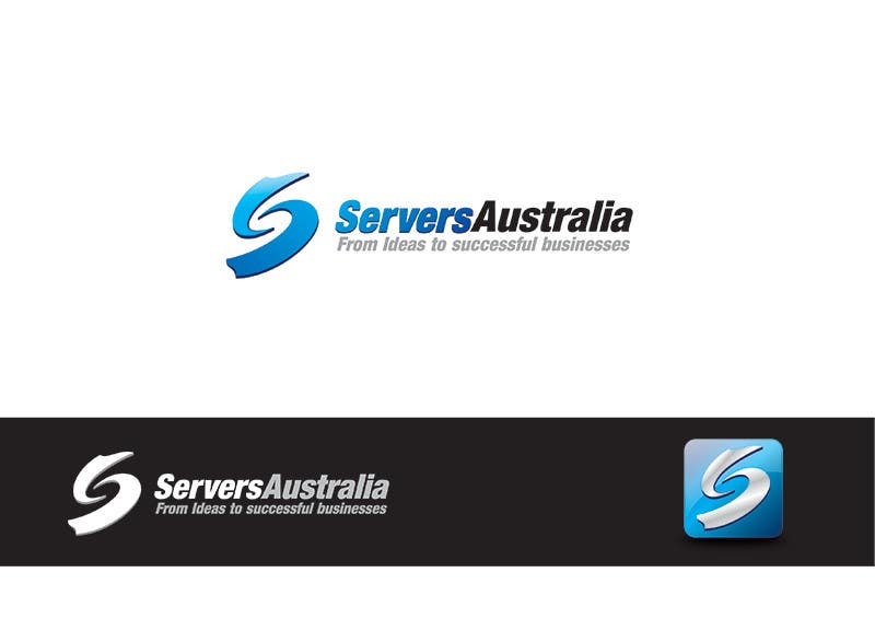 Konkurrenceindlæg #86 for Logo Design for Servers Australia