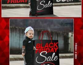 #203 for banner for Black Friday sale af Ganeshgs99