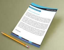 #15 for Letterhead design af mdrakibullislam1