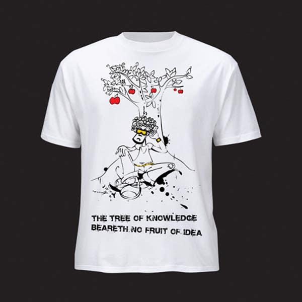 Konkurrenceindlæg #47 for Design 4 funny t-shirts for streetshirts.com