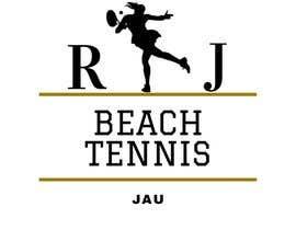 #18 for logo RJ BEACH TENNIS JAÚ by ismaidayuwork