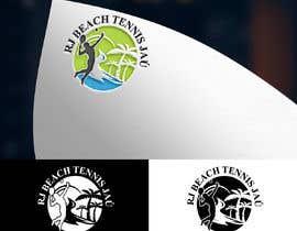 #29 for logo RJ BEACH TENNIS JAÚ by sunny005