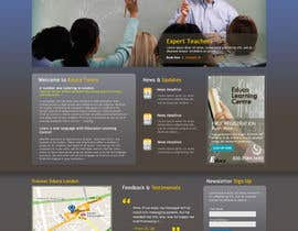 nº 32 pour Website Design for Educa Tutors par Macroads