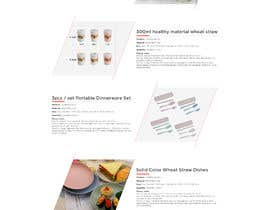 #47 for Cool Website Design for Store by bellalbellal25