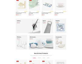 #39 for Cool Website Design for Store by Nibraz098