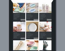 #55 for Cool Website Design for Store by mdataur15