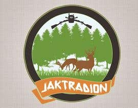 #47 untuk Bespoke Logo Design for Podcast about Hunting oleh aaloksoni
