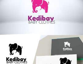 #76 for ''Kedibay'' The Most Selling Baby and Kids Clothes Shop. by designutility