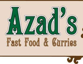 #151 para Logo Design for Azad's por jascoinc